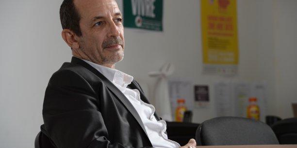 Jean-Charles Kohlhaas, chef de file des Verts à la Région.