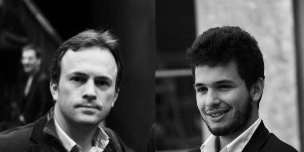 Arnaud Dassier et VIncent Delhomme