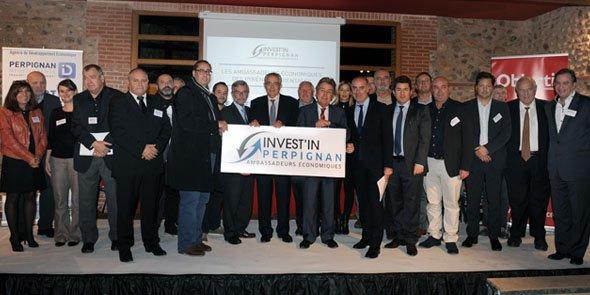 La soirée a attiré plus de 200 décideurs et acteurs économiques des Pyrénées-Orientales