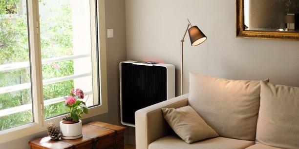Le QRAD 2, nouveau modèle d'ordinateur radiateur de Qarnot