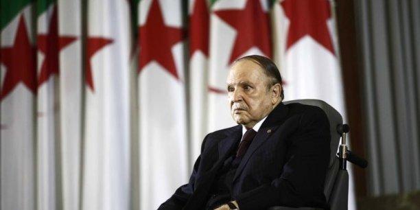 Abdelaziz Bouteflika, président algérien