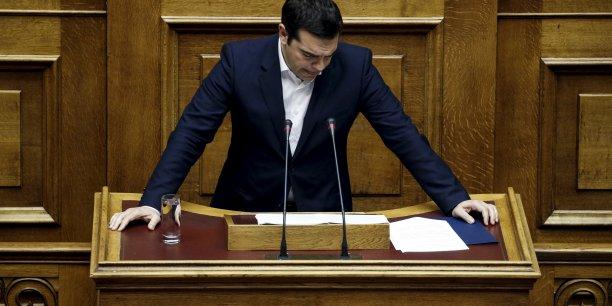 Alexis Tsipras va faire adopter des mesures sociales nouvelles.