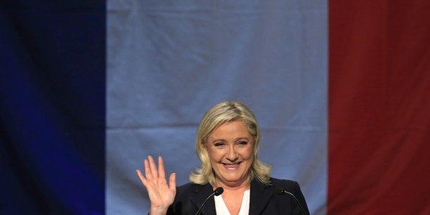 Marine Le Pen pourrait perdre au second tour dans la région Nord-Pas-de-Calais-Picardie