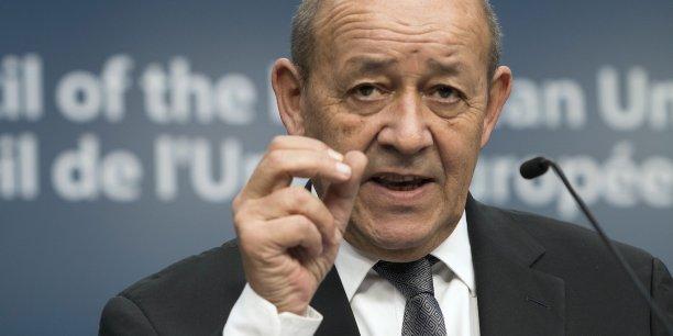 Jean-Yves Le Drian restera l'un des ministres de la Défense les plus respectés de ces cinquante dernières années.