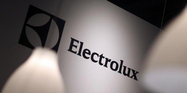 General Electric réclame 175 millions d'euros à Electrolux.