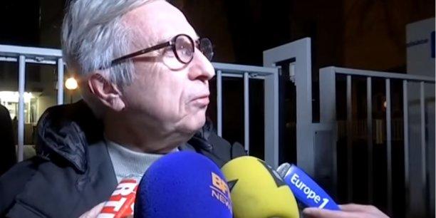 Quand on se retire, le FN est plus fort, a lancé Jean-Pierre Masseret.