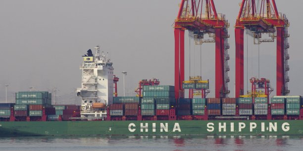 Sur janvier et février cumulés, les exportations chinoises - exprimées en yuans - vers l'Union européenne (UE) ont ainsi baissé de 10,7% et celles vers les Etats-Unis de presque 11%. A l'inverse, les exportations européennes vers la Chine ont baissé de 7,7% et les américaines de 16%.