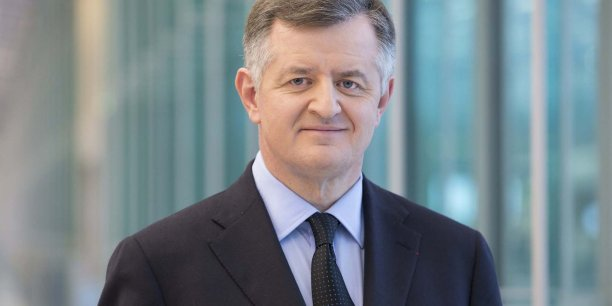 Augustin de Romanet, PDG de ADP.