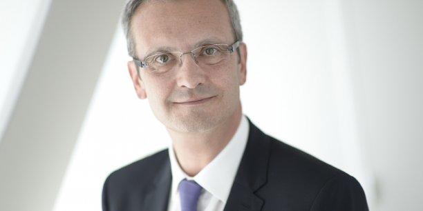 Eric Forest, PDG d'EnterNext.