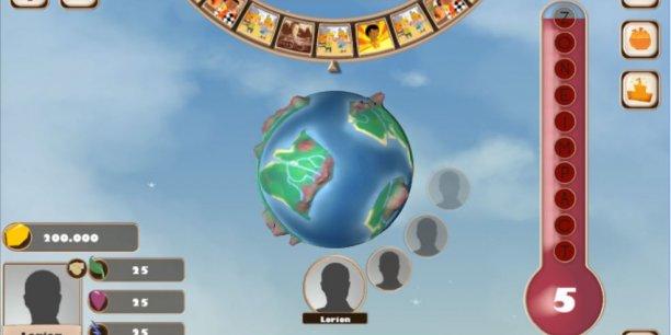 Ce jeu permet de comprendre qu'il n'y a pas d'activité économique si nous ne tenons pas compte de nos ressources, avance Sylvain Hatesse, auteur de Terrabilis.
