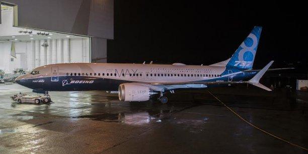 Le premier B737 MAX a été baptisé the Spirit of Renton