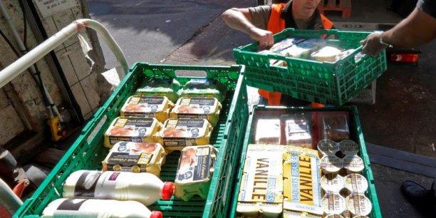 La société agenaise Comerso entend jouer un rôle majeur en tant que maillon de la chaîne de solidarité alimentaire.