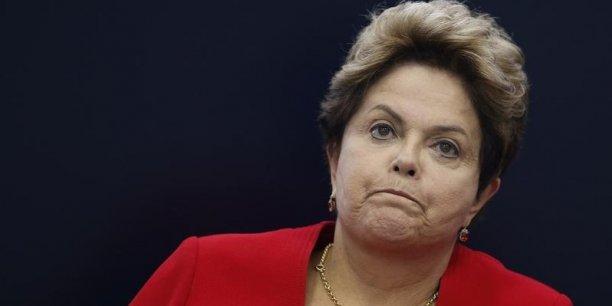 L''économie brésilienne s'est contractée de 4,5% au troisième trimestre sur un an.