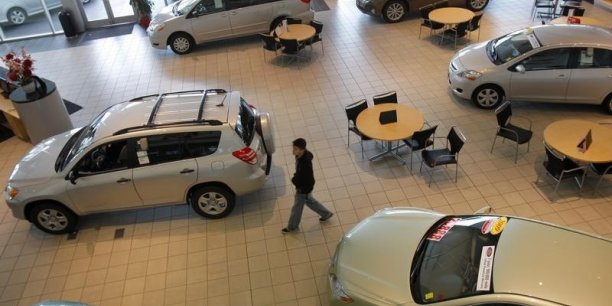 Stimulé par la hausse des ventes, les acteurs du secteur automobile retrouvent le sourire