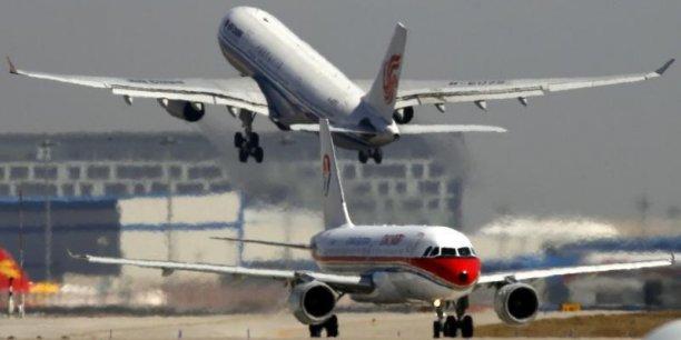 Malgré le ralentissement de l'économie chinoise, la croissance du trafic aérien en Chine reste fort, explique Brian Pearce, chef économiste de l'Iata.
