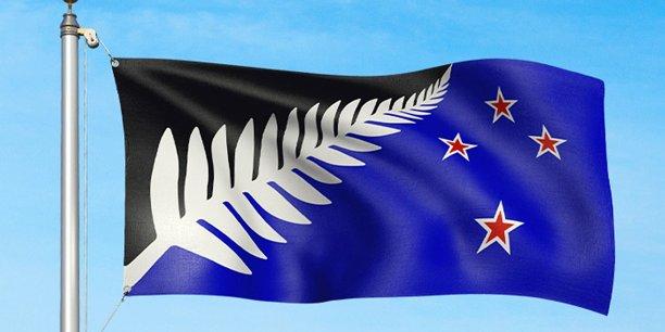 John Key, le Premier ministre néo-zélandais, a milité en faveur d'un changement estimant que le drapeau actuel est une relique coloniale trop facile à confondre avec le drapeau australien.