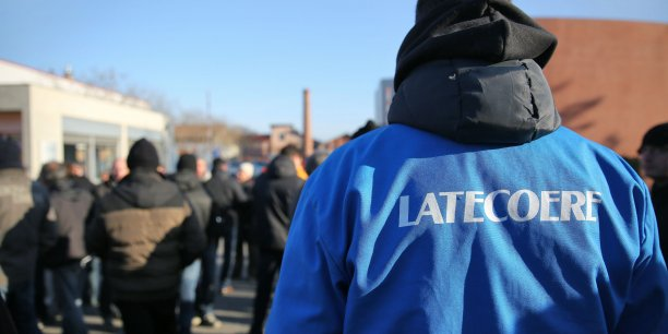 Ce vendredi matin, les salariés en grève étaient devant l'usine, rue Périole à Toulouse
