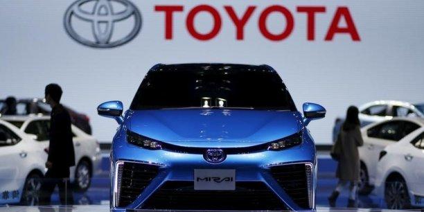 En 2015, c'est Toyota qui a conclu l'accord de sponsoring sportif le plus élevé selon le classement du groupe américain SportBusiness