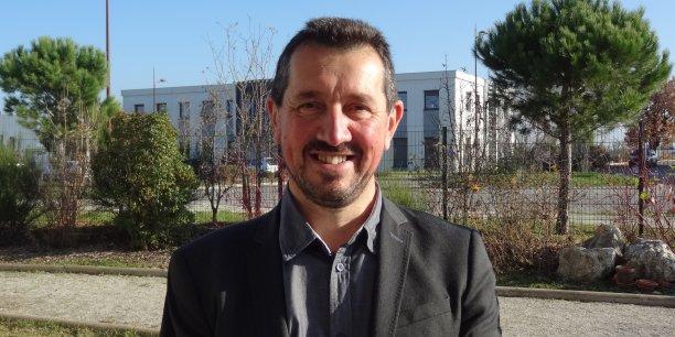 Jean-Claude Blachier est directeur du Pôle numérique depuis le 7 janvier.