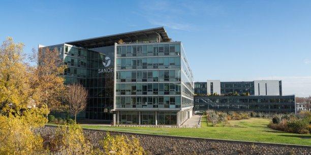 Le siège actuel de Sanofi Pasteur que l'entreprise quittera dans quelques mois