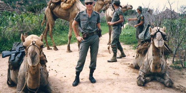 Olivier Faure, directeur Centre-Est d'Orange (10 000 salariés), a quitté l'armée en 1991.