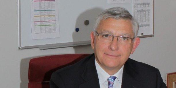 Dominique Jabouley, dirigeant d'entreprise à Saint-Etienne, co-fondateur du collectif Les Dupés