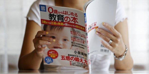 Le Japon affiche l'un des taux de natalité les plus bas au monde, (1,41 enfant par femme en 2012)