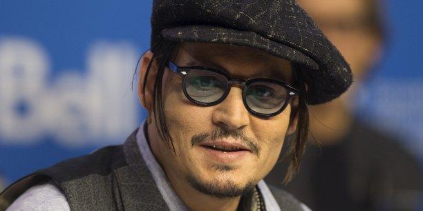 Johnny Depp signe une très mauvaise année 2015 avec trois films qui n'ont pas rencontré le succès attendu.