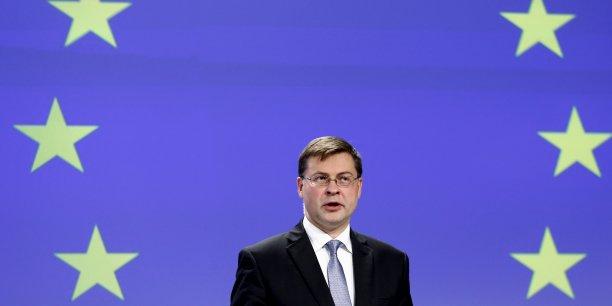 L'ancien Premier ministre letton et vice-président de la Commission européenne pense que la crise grecque a contribué à dissuader encore davantage les pays membres de l'UE à adopter la monnaie unique.