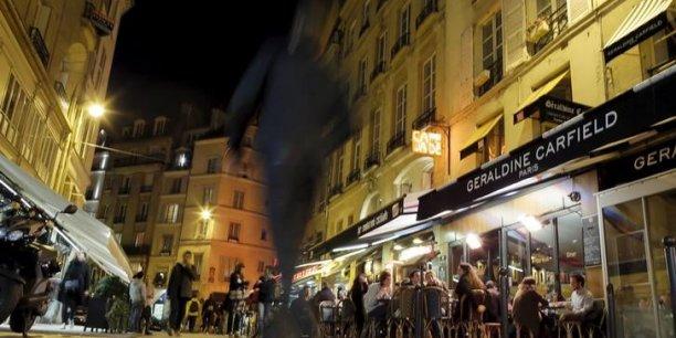 Dans la semaine suivant les attentats, les hôtels parisiens ont perdu en moyenne journalière 24 points de taux d'occupation.