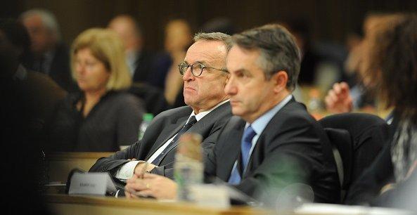 Etienne Blanc a été élu 1er vice-président de la région Auvergne-Rhône-Alpes. Il sera notamment en charge des finances.