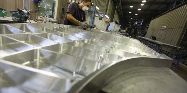 Spécialisé dans la production de pièces aéronautiques, Figeac Aéro dévoile un plan de développement ambitieux.
