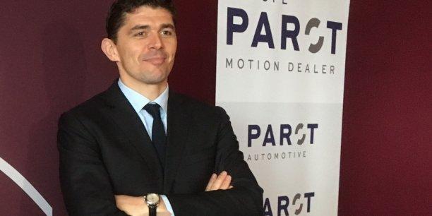 Le PDG du groupe Alexandre Parot confirme son objectif de 600 M€ en 2020.