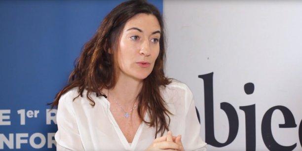 Sandrine Jullien-Rouquié, fondatrice et PDG de Ludilabel