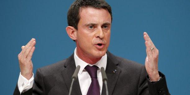 Un compte entrepreneur verra bientôt le jour a annoncé mercredi Manuel Valls