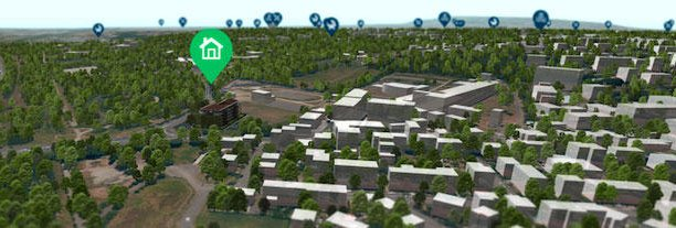 Gaiddon innove dans la cartographie 3D