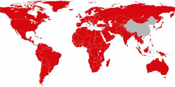 Netflix A T Il Les 233 Paules Pour S Imposer Dans 190 Pays