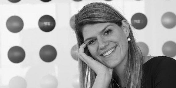 Clémence Brachotte, présidente de Mapaéro