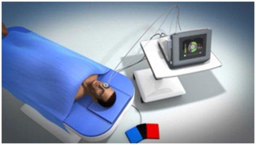 La société lyonnaise traite le glaucome par ultrasons grâce à son dispositif EyeOP1.