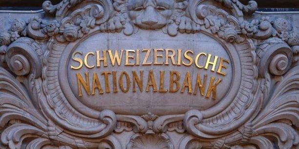 La Suisse a vu sa croissance divisée par deux en 2015. La faute au franc fort.