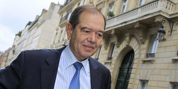 Patrick Ollier est le grand favori pour la présidence de la métropole du Grand Paris.