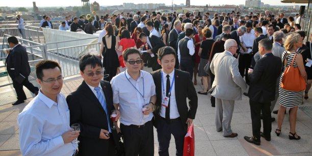 Les touristes chinois sont un des objectifs de l'aéroport Toulouse-Blagnac