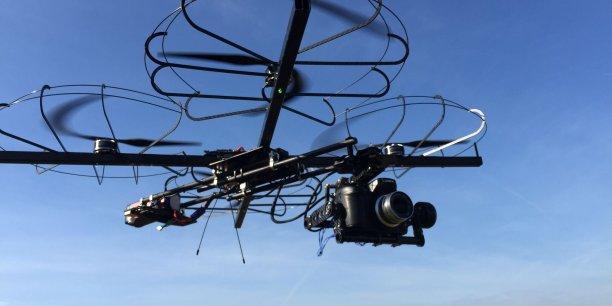 Un projet de Village robotique et drones pourrait voir le jour sur la zone du Bois Vert à Portet-sur-Garonne.