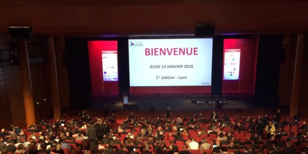 Plénière d'ouverture Entreprise du Futur