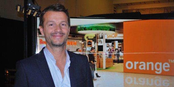 Pierre Clément est le directeur d'Orange Sud
