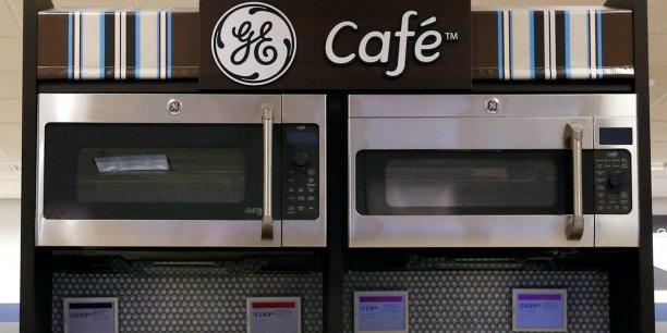Le pôle électroménager de GE est l'un des six secteurs d'activité de la marque américaine.