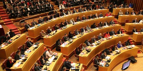 L'assemblée régionale à Toulouse le 4 janvier 2016