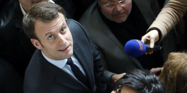 Partir, rester ? Emmanuel Macron a fait son choix
