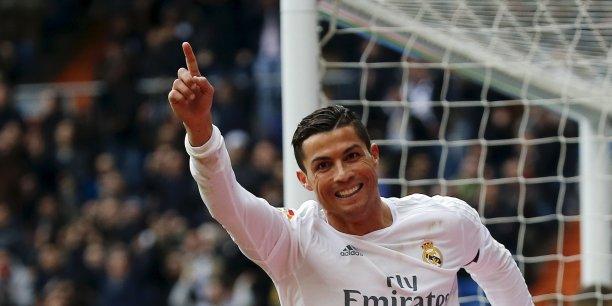En 2015, Cristiano Ronaldo a empoché 203,7 millions d'euros à l'étranger, ainsi que 23,5 millions d'euros en Espagne.