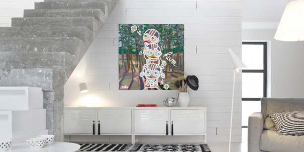 Mixant décoration et art, la nouvelle gamme de produits de Gascogne Bois témoigne de son virage stratégique en direction des produits de décoration pour l'intérieur et l'extérieur